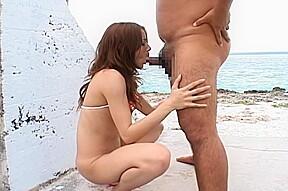 Outdoor sex...