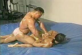 Steve vs paul oil fight...