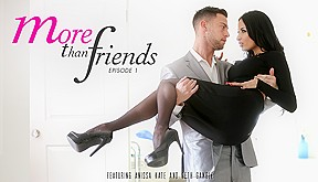 In more than friends episode 1 video...