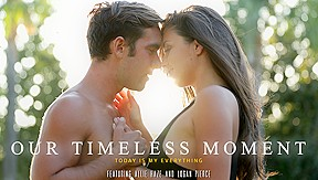 Logan pierce in our timeless moment video...
