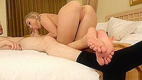 Foot fetish hardcore...