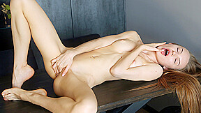 Jolie A in While You Watch - Nubiles