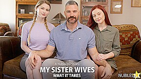 Bunny colby danni rivers in my sister wives...