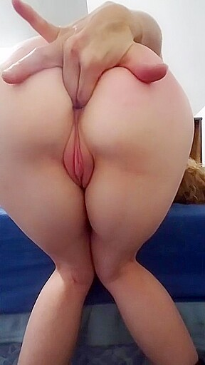 Requested so naughty giving myself assplay...