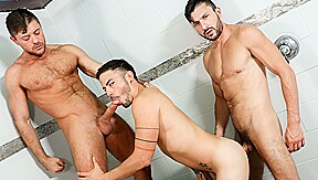 Cesar rossi in two big dicks are better...