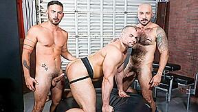 Cesar Rossi & Jaxx Thanatos & Julian Torres in Fucking Alpha Style - PrideStudios
