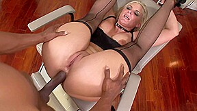 Hard Black Cock For Tight White Asshole Pounding Of Phoenix Marie