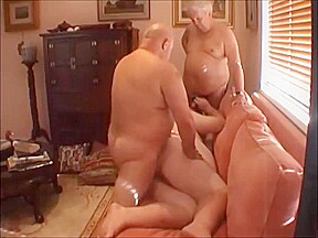 Superchub threesome young and his...