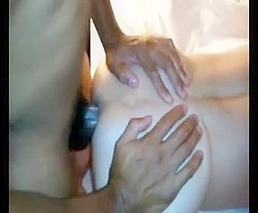 2 Monster Darksome Weenies Cumming In White Arse