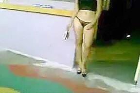 Latina prostitute street whore...