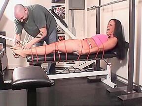 tickle gym-
