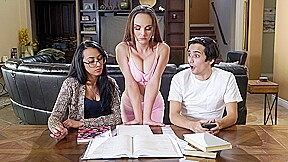 Cytherea & Ricky Spanish in Disciplining The Squirt - BRAZZERS