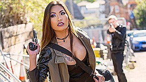 Polly Pons & Danny D in Banged Behind Bars - BRAZZERS