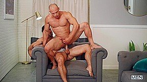 Leon Lewis & Diego Sans in What I Say Goes - MenNetwork