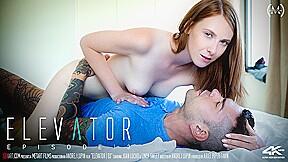 Elevator Part 3 - Linda Sweet & Juan Lucho - SexArt