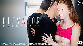 Elevator Part 1 - Linda Sweet & Nick Ross - SexArt