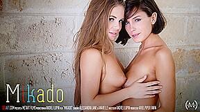 Mikado - Alessandra Jane & Anabelle - SexArt