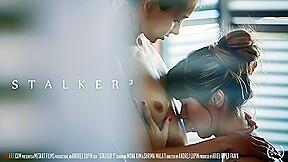 Stalker 3 - Mona Kim & Shrima Malati - SexArt