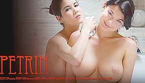 Petrin - Lady Dee & Lucy Li - SexArt