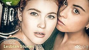 Lesbian Stories Vol 2 Episode 2 - Racy - Adel C & Sabrisse - VivThomas