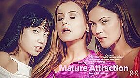 Mature Attraction Episode 4 - Indulge - Alyssa Reece & Dorothy Black & Taissia A - VivThomas