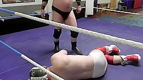 Wrestling men 3...