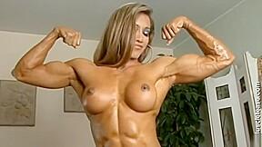 Thai muscle babe...