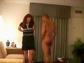Hubby films how black friend fucks and creampies...