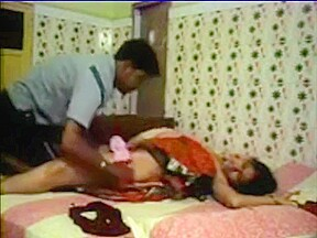 Indian lovers house video...