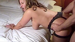 Thick Mature Bent Over