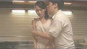 Hot Japonese Mature And Stepson 018