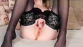 Model Sexy Games Play With Pussy