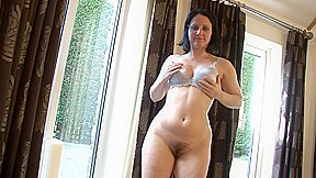 Amber Lustful is very proud of being hairy - Compilation - WeAreHairy