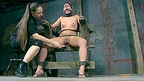 Jade restrained tortured and fed for over 2...