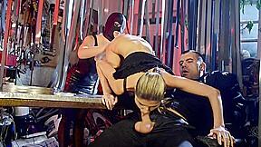 Gina Gerson Threesome Ffm