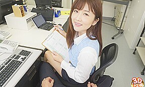 Hibiki otsuki workplace sex confesses to me part...