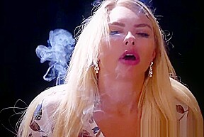 Zoe clark smoking fetish...