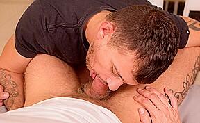 Esteban mounty stephan raw in pecs lover...