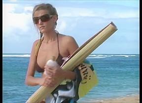 Carli nude for voyeurs...