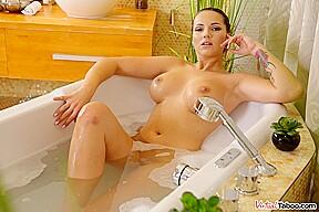 Bubble bath butt virtualtaboo...