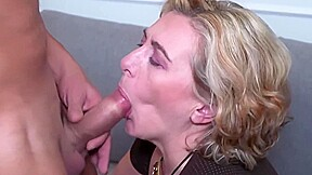 Sexy Mature Mothers Take Young Cocks