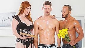 Lauren Phillips & Michael Delray & Dillon Diaz In Might Be Bisexual Devilsfilm