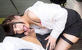 In risky office sex casanova...