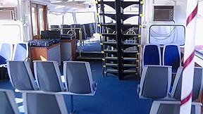 Dilettante ferry...