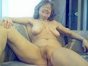 Sexy granny...