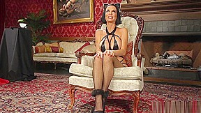 Kitten In A Cage Veronica Avluv Fucked Wide Open