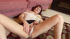 Hard Cock Penetrates Her Tight Ass