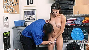 Shoplyfter Shoplifter Latina Teen Caught Stealing And Fucked
