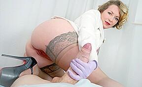 Mistress t in a stiff procedure part 2...