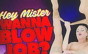 Vinna reed in hey mister wanna stockingsvr...